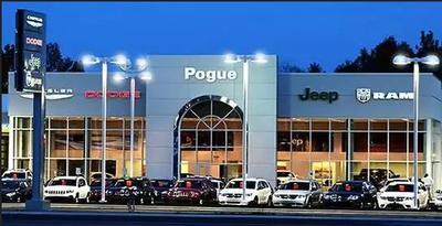 Pogue Chrysler Dodge Jeep Ram Fiat Image 1