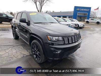 2017 Jeep Grand Cherokee Laredo for sale VIN: 1C4RJFAG7HC787638