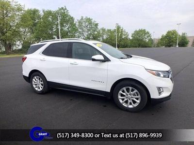Chevrolet Equinox 2018 for Sale in Okemos, MI