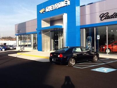 Scott Chevrolet Cadillac Image 3