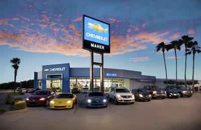 Maher Chevrolet Image 1