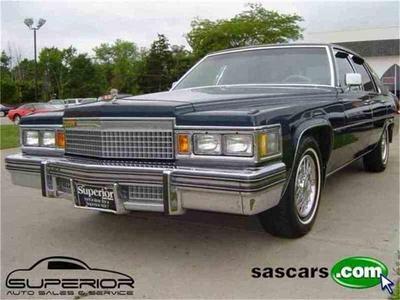 1979 Cadillac DeVille  for sale VIN: 33333333333333333