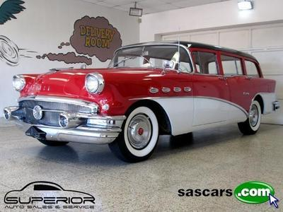 1956 Buick Century  for sale VIN: 55555555555555555