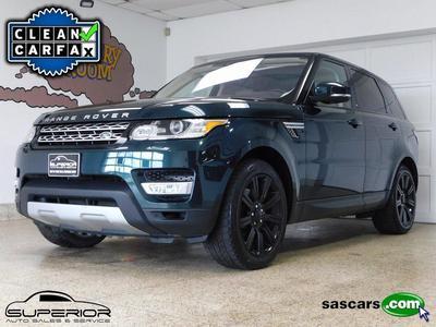 Land Rover Range Rover Sport 2017 a la venta en Hamburg, NY