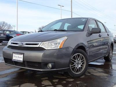 2011 Ford Focus SE for sale VIN: 1FAHP3FNXBW182752