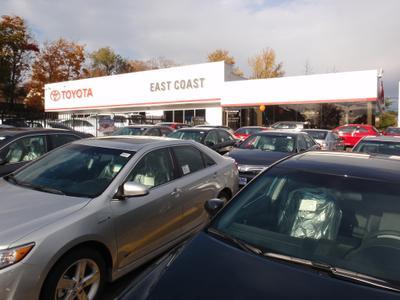 East Coast Toyota Image 5