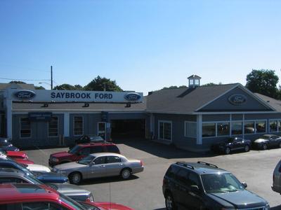 Saybrook Ford Image 1