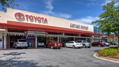 Chatham Parkway Toyota >> Chatham Parkway Toyota In Savannah Including Address