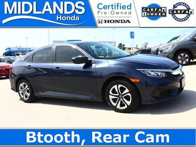 2016 Honda Civic LX for sale VIN: 19XFC2F55GE008824