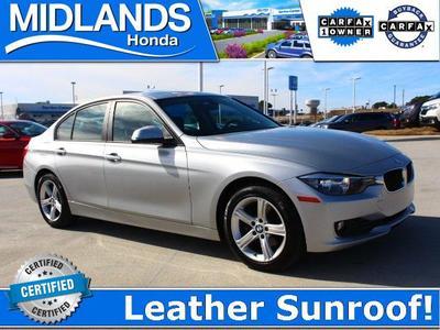 2015 BMW 320 i xDrive for sale VIN: WBA3C3C57FK201756