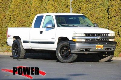 Chevrolet Silverado 1500 1999 for Sale in Sublimity, OR