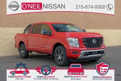Nissan Titan 2020 for Sale in Warminster, PA