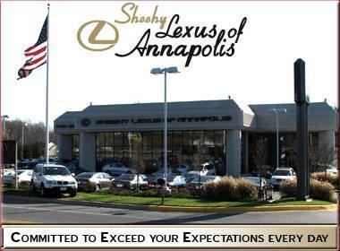 Sheehy Lexus of Annapolis Image 2