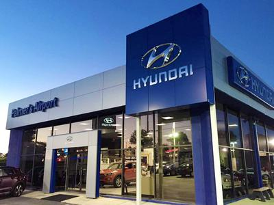 Palmer's Airport Hyundai Image 1