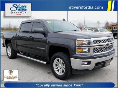 Chevrolet Silverado 1500 2015 for Sale in Waukee, IA