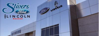Stivers Ford Lincoln Image 3