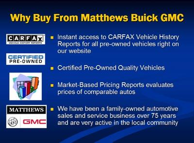 Matthews Buick GMC Image 1