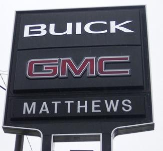 Matthews Buick GMC Image 2