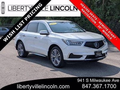 Acura MDX 2017 for Sale in Libertyville, IL
