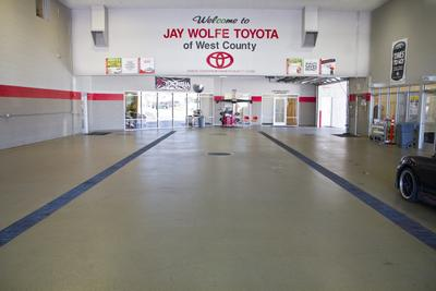 Jay Wolfe Toyota of West County Image 1