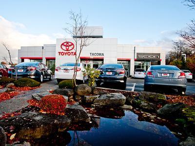Toyota of Tacoma Image 9