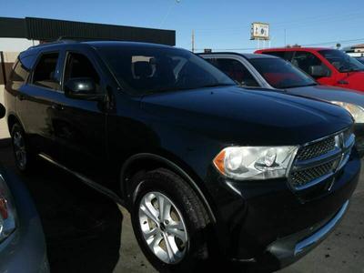 2013 Dodge Durango SXT for sale VIN: 1C4RDJAG5DC540445
