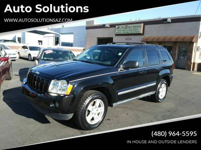 2007 Jeep Grand Cherokee Laredo >> Used 2007 Jeep Grand Cherokee Laredo Suv In Mesa Az Auto Com 1j8gr48k57c583054
