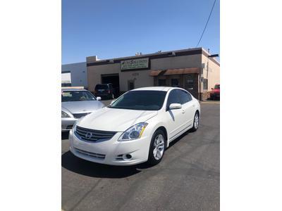 2012 Nissan Altima 3.5 SR for sale VIN: 1N4BL2AP3CN467899