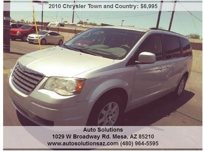 2010 Chrysler Town & Country Touring for sale VIN: 2A4RR5D19AR500849