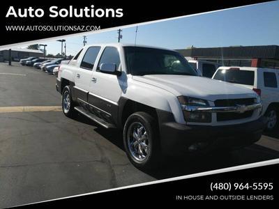 Chevrolet Avalanche 2003 for Sale in Mesa, AZ