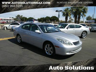 2006 Lexus ES 330  for sale VIN: JTHBA30G765158012