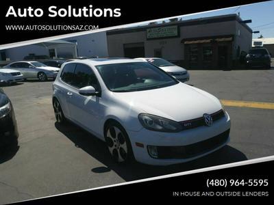 2010 Volkswagen GTI 2-Door for sale VIN: WVWFD7AJ0AW238380