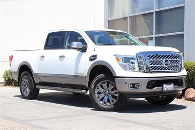Nissan Titan 2017 for Sale in Roseville, CA
