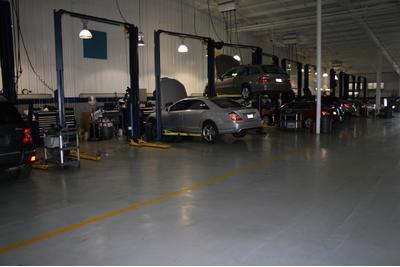 Mercedes-Benz of Melbourne Image 9