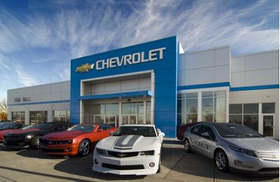 Tom Gill Chevrolet Image 1