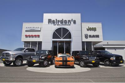 Rairdon's Dodge Chrysler Jeep Hyundai RAM of Bellingham Image 1