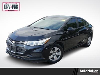 2018 Chevrolet Cruze LS for sale VIN: 1G1BC5SM8J7120031