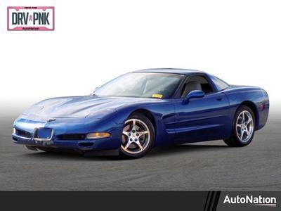 2002 Chevrolet Corvette  for sale VIN: 1G1YY22GX25114023