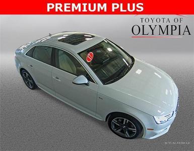 2017 Audi A4 2.0T Premium Plus for sale VIN: WAUENBF48HN017198