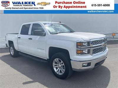 Chevrolet Silverado 1500 2014 for Sale in Franklin, TN