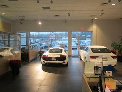 DCH Millburn Audi Image 7