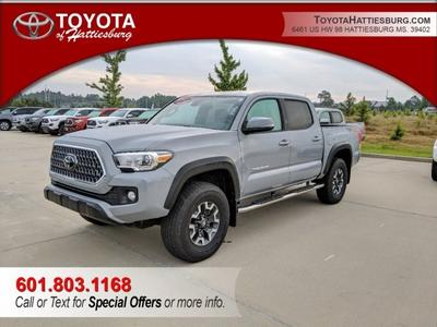 2019 Toyota Tacoma  for sale VIN: 5TFCZ5AN7KX165743