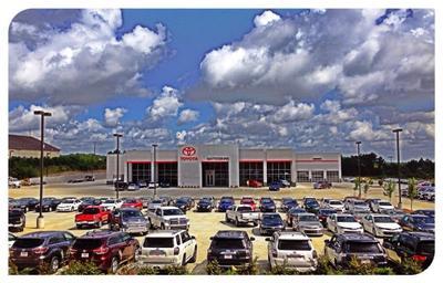 Toyota of Hattiesburg Image 1