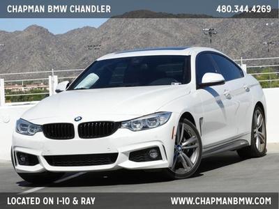 2017 BMW 440 Gran Coupe i for sale VIN: WBA4E3C36HG187531