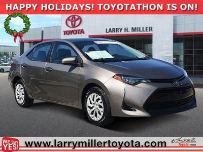 Toyota Corolla 2018 for Sale in Peoria, AZ