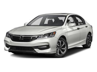 2016 Honda Accord EX-L for sale VIN: 1HGCR2F86GA123237