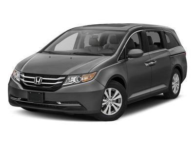 2017 Honda Odyssey EX-L for sale VIN: 5FNRL5H63HB021023