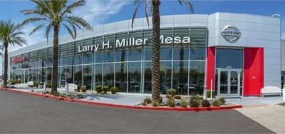 Larry H. Miller Nissan Mesa Image 2