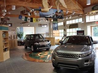 Jaguar Land Rover Asheville Image 2