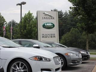 Jaguar Land Rover Asheville Image 3